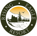 Rising Eagle Resort Logo